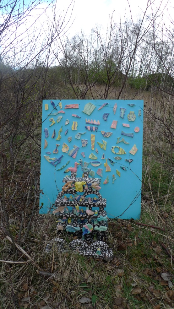 Sally Hackitt ceramic at The ClayPits