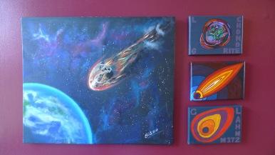 art group, Lambhill