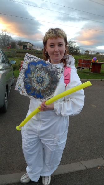Beekeeper with lp